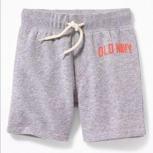 NWT Boys Functional Drawstring Jogger Shorts 2T